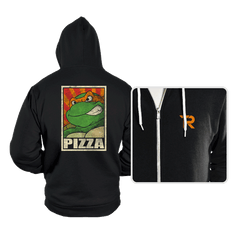 Pizza! - Hoodies - Hoodies - RIPT Apparel