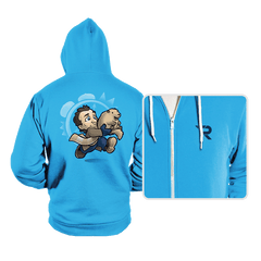 Super Groundhog Bros. - Hoodies - Hoodies - RIPT Apparel