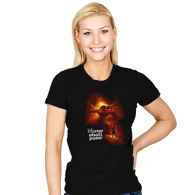 Black Knight Returns - Womens - T-Shirts - RIPT Apparel