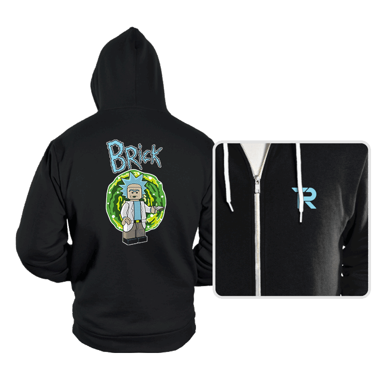 Brick Sanchez - Hoodies - Hoodies - RIPT Apparel
