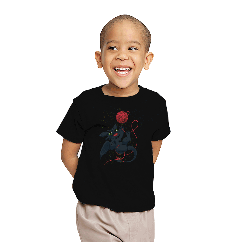Dragons Just Wanna Have Fun - Youth - T-Shirts - RIPT Apparel