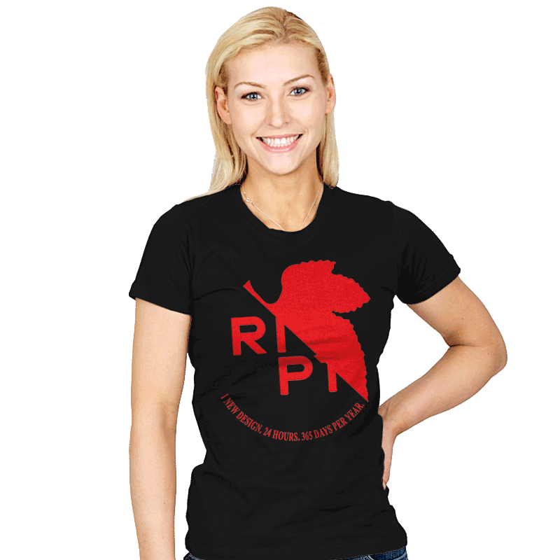 RIPT Nerv - Womens - T-Shirts - RIPT Apparel