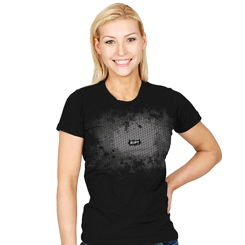 RIPT Cluster - Womens - T-Shirts - RIPT Apparel