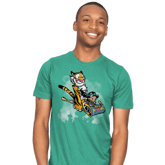 Jasmine and Rajah - Mens - T-Shirts - RIPT Apparel