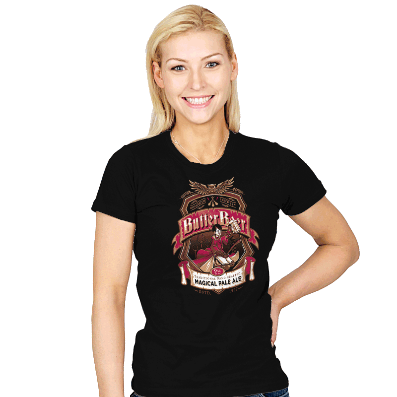 Magical Pale Ale - Womens - T-Shirts - RIPT Apparel