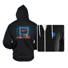 Heroes & Fighters II - Hoodies - Hoodies - RIPT Apparel