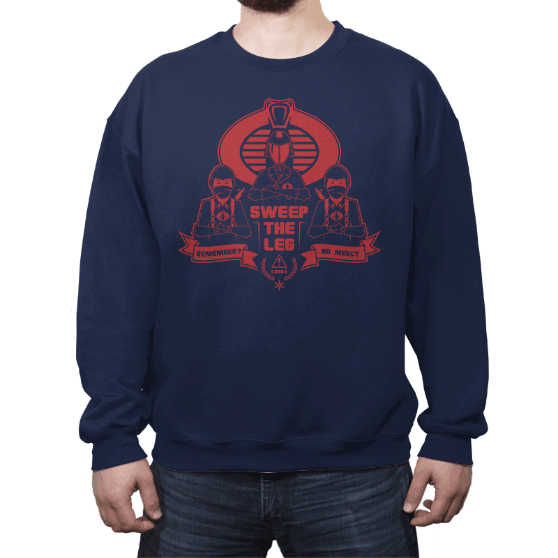Sweep The Leg - Crew Neck - Crew Neck - RIPT Apparel