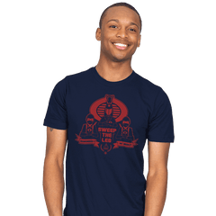 Sweep The Leg - Mens - T-Shirts - RIPT Apparel