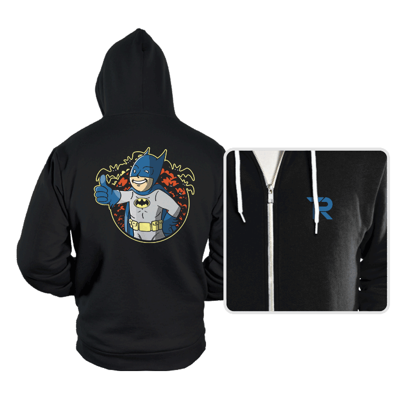 Bat Boy - Hoodies - Hoodies - RIPT Apparel