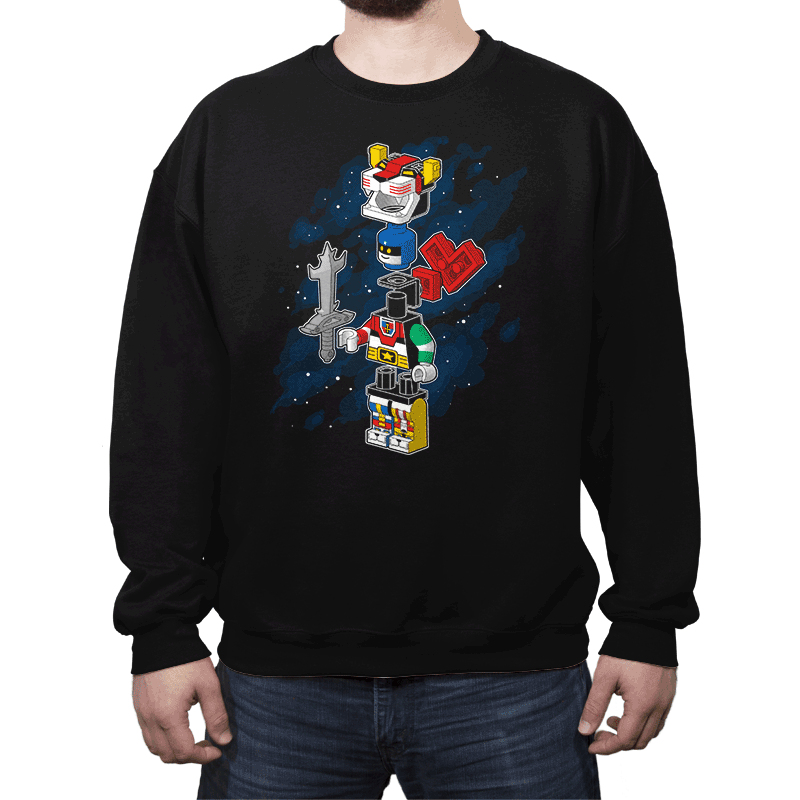 I'll Build The Head! - Crew Neck - Crew Neck - RIPT Apparel