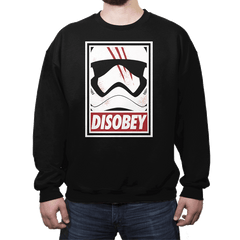 Disobey The Order - Crew Neck - Crew Neck - RIPT Apparel