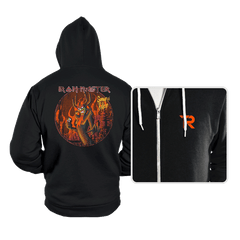 Samurai Killer - Hoodies - Hoodies - RIPT Apparel