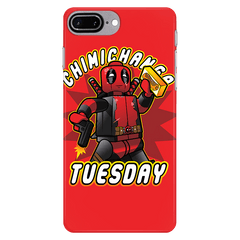Chimichanga Tuesday Exclusive - iPhone Case - Phone Cases - RIPT Apparel