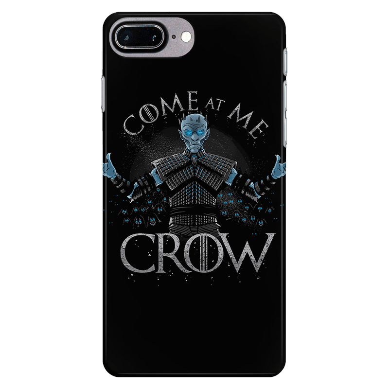 Come at me Crow Exclusive - iPhone Case - Phone Cases - RIPT Apparel