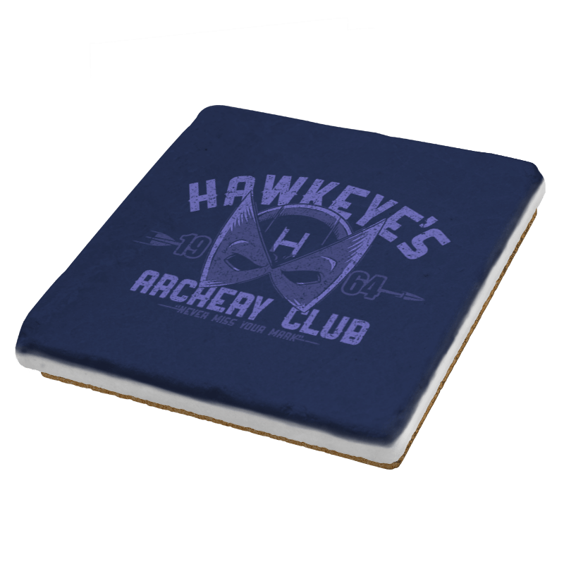 Archery Club Exclusive - Coasters - Coasters - RIPT Apparel