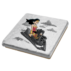B.Man & W. Woman Exclusive - Coasters - Coasters - RIPT Apparel