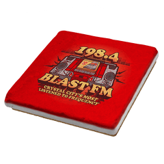 Blast FM Exclusive - Coasters - Coasters - RIPT Apparel