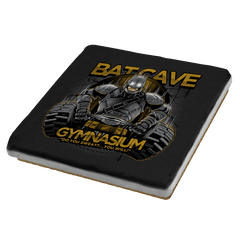 Bat Cave Gym Exclusive - Coasters - Coasters - RIPT Apparel