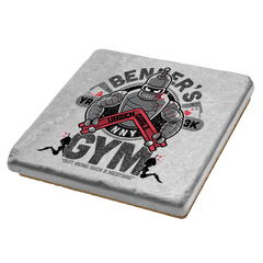 Bender's Gym Exclusive - Coasters - Coasters - RIPT Apparel