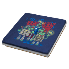 Blue Box Trolls Exclusive - Coasters - Coasters - RIPT Apparel