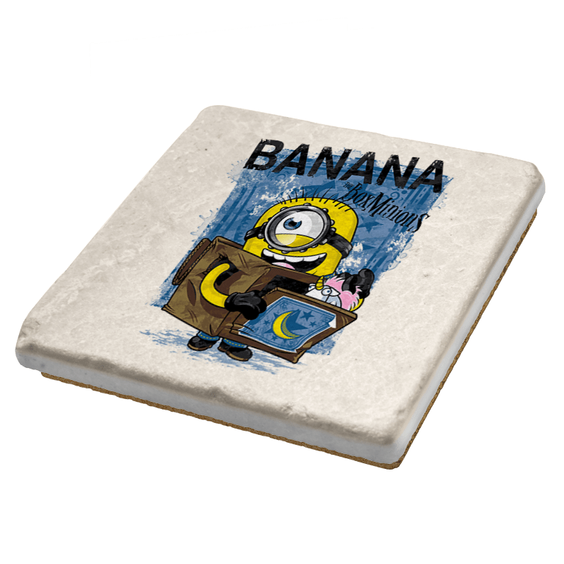 Box Minion Exclusive - Coasters - Coasters - RIPT Apparel