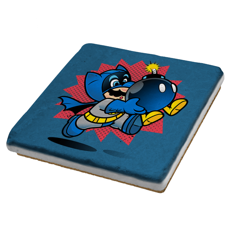 Can't Get Rid of a Bob-omb Exclusive - Coasters - Coasters - RIPT Apparel