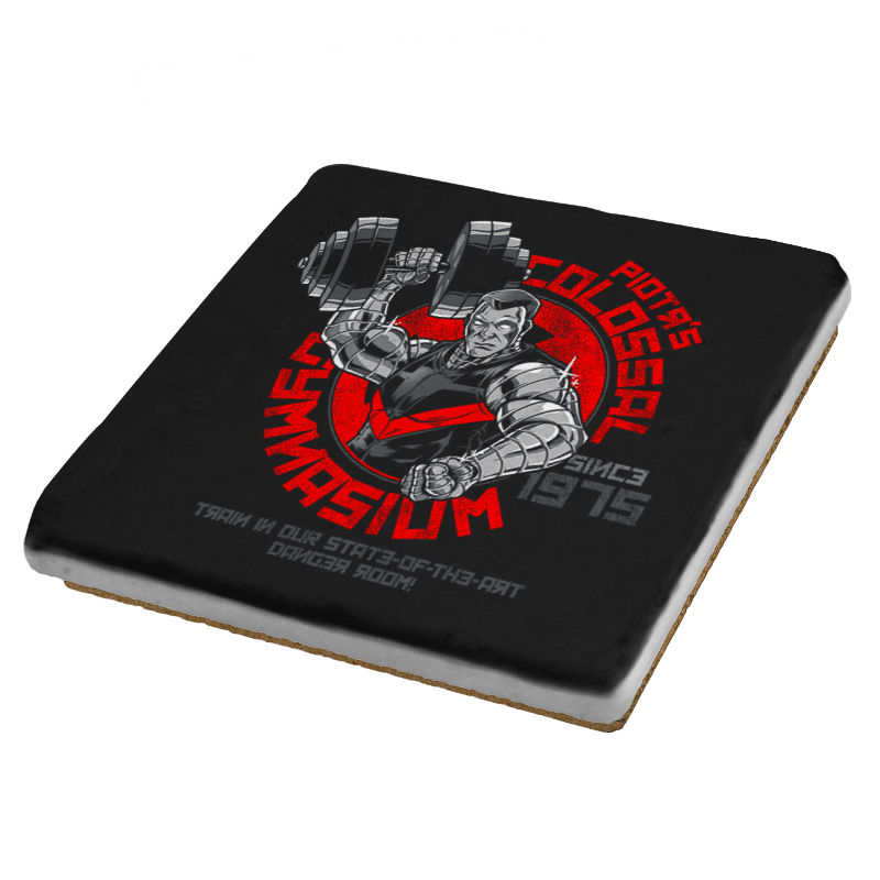 Colossal Gym Exclusive - Coasters - Coasters - RIPT Apparel