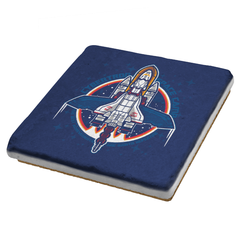 Cybertron Space Camp Exclusive - Coasters - Coasters - RIPT Apparel