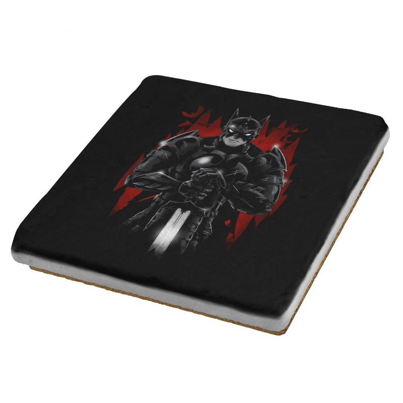 Darkest Knight Exclusive - Coasters - Coasters - RIPT Apparel