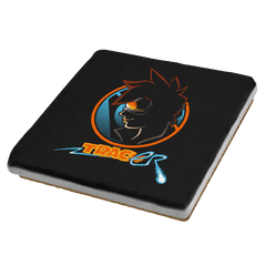 Detective Tracer Exclusive - Coasters - Coasters - RIPT Apparel