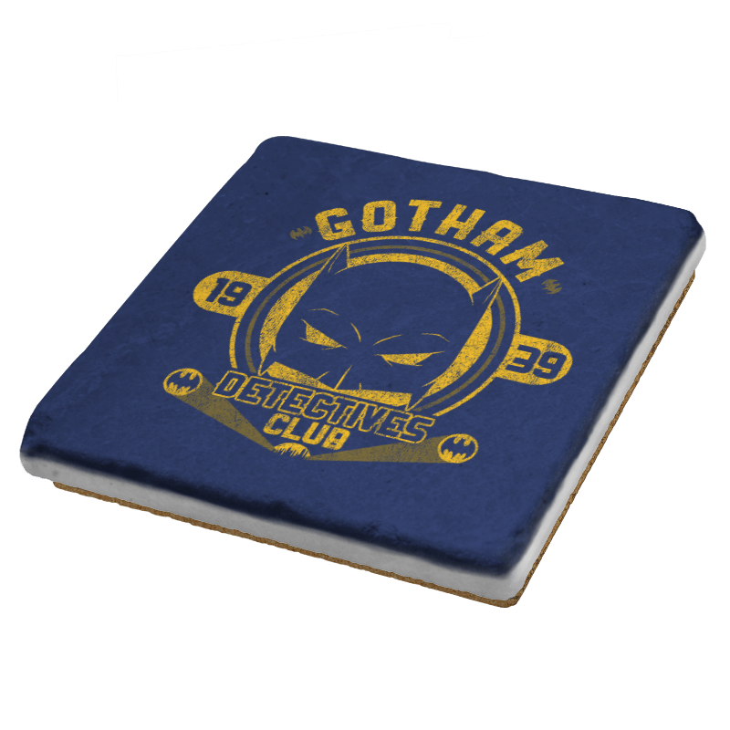 Detective's Club Exclusive - Coasters - Coasters - RIPT Apparel