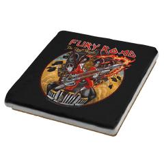 Fury Maiden: The Doofer Exclusive - Coasters - Coasters - RIPT Apparel