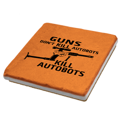 GUNS Don't Kill Exclusive - Coasters - Coasters - RIPT Apparel