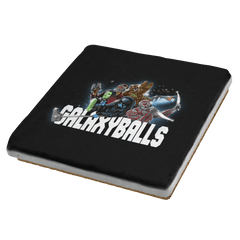 Galaxyballs Exclusive - Coasters - Coasters - RIPT Apparel