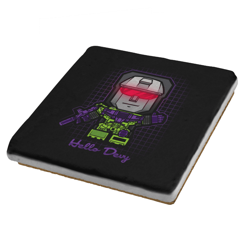 Hello Devy Exclusive - Coasters - Coasters - RIPT Apparel