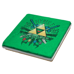 Hyrule Adventurer Exclusive - Coasters - Coasters - RIPT Apparel