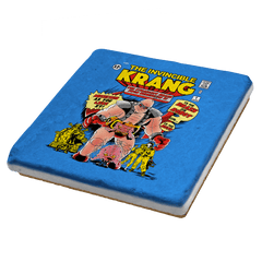 Invincible Krang Exclusive - Coasters - Coasters - RIPT Apparel
