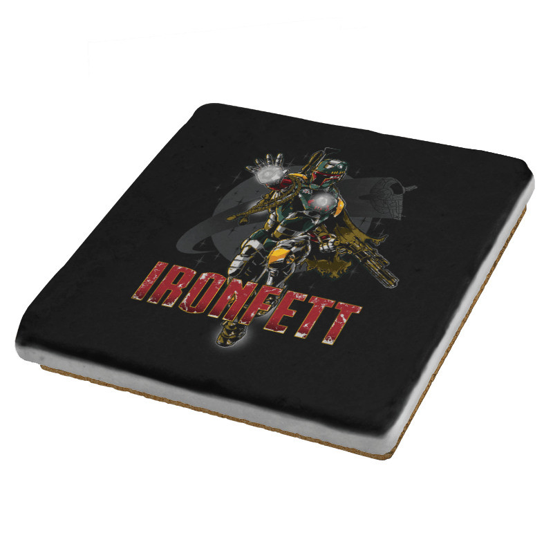 Iron Fett Exclusive - Coasters - Coasters - RIPT Apparel