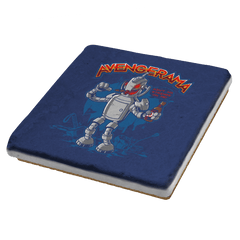 Let's Destroy All Humans, Baby! Exclusive - Coasters - Coasters - RIPT Apparel