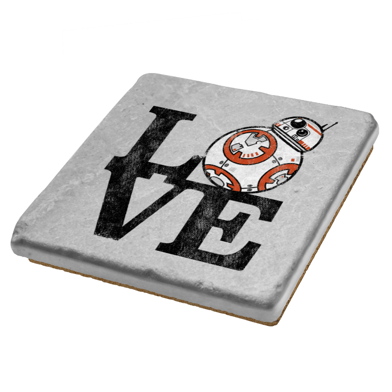 Love BB Exclusive - Coasters - Coasters - RIPT Apparel