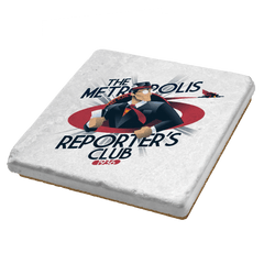 Metropolis Reporter's Club Exclusive - Coasters - Coasters - RIPT Apparel