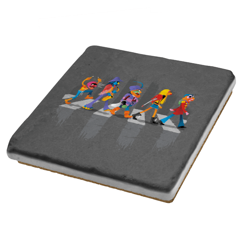 Muppet Road Exclusive - Coasters - Coasters - RIPT Apparel