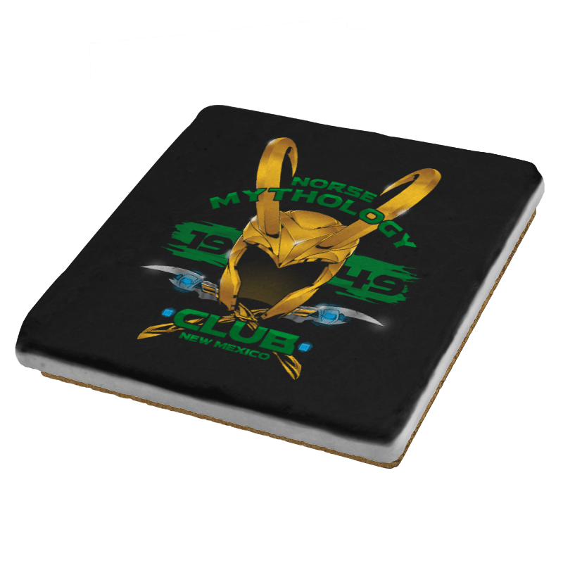 Norse Mythology Club Exclusive - Coasters - Coasters - RIPT Apparel