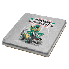 Pow-Pow-Power Exclusive - Coasters - Coasters - RIPT Apparel