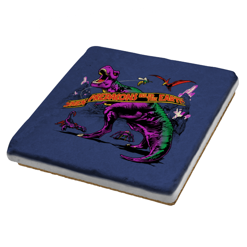 Predacon Park Exclusive - Coasters - Coasters - RIPT Apparel
