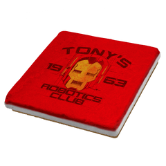 Robotics Club Exclusive - Coasters - Coasters - RIPT Apparel