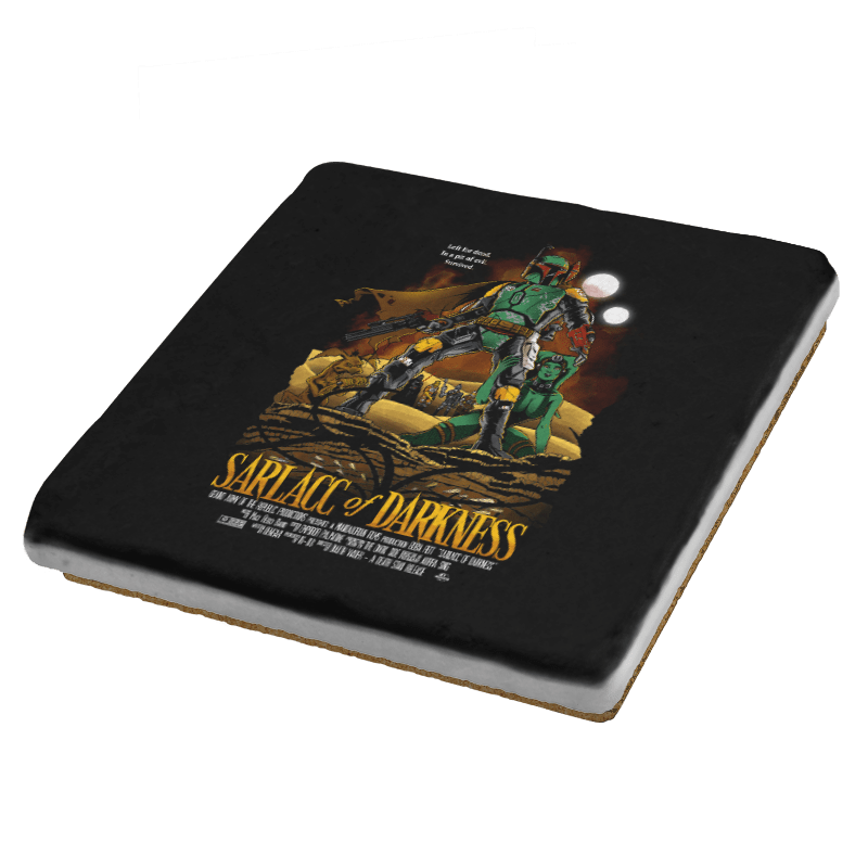 Sarlacc of Darkness Exclusive - Coasters - Coasters - RIPT Apparel