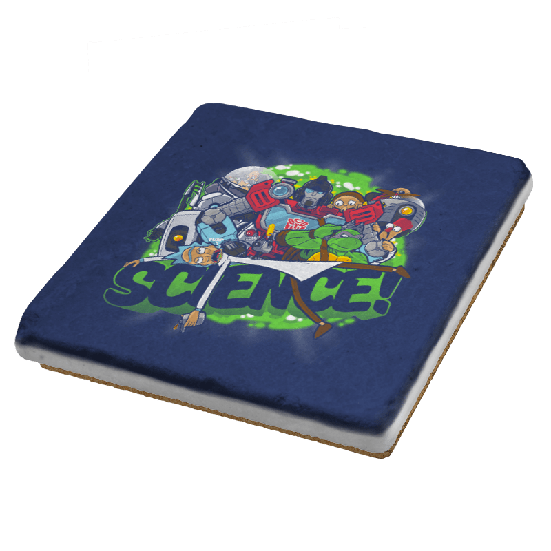 SCIENCE! Exclusive - Coasters - Coasters - RIPT Apparel