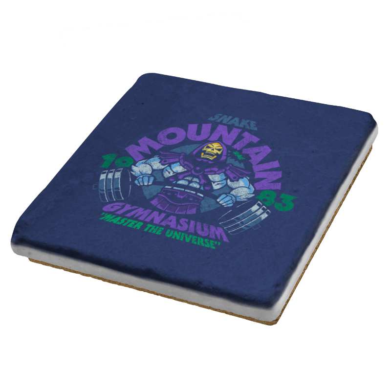 Snake Mountain Gym Exclusive - Coasters - Coasters - RIPT Apparel