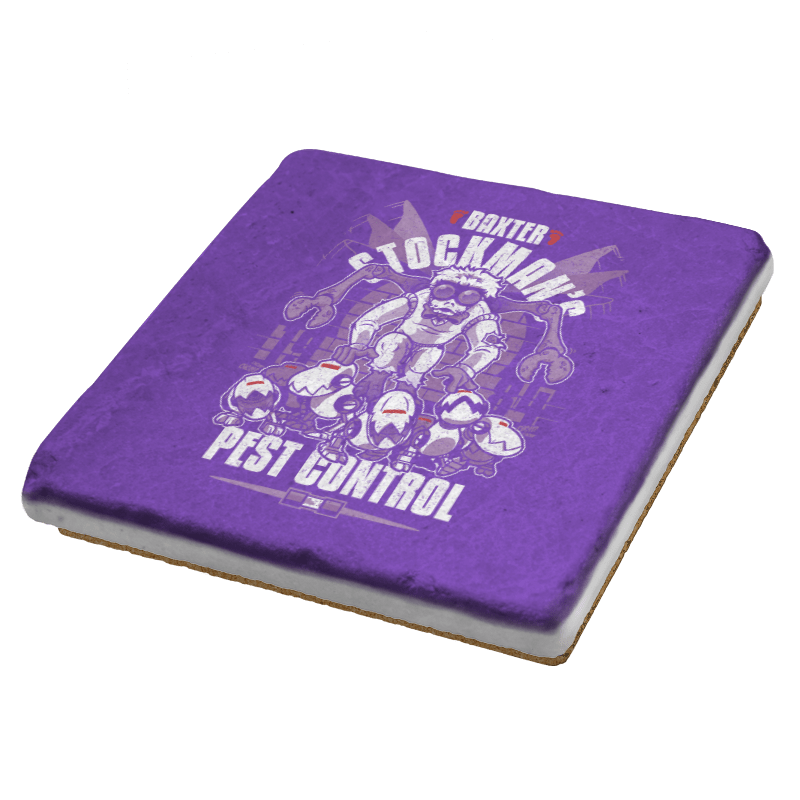 Stockman's Pest Control Exclusive - Coasters - Coasters - RIPT Apparel